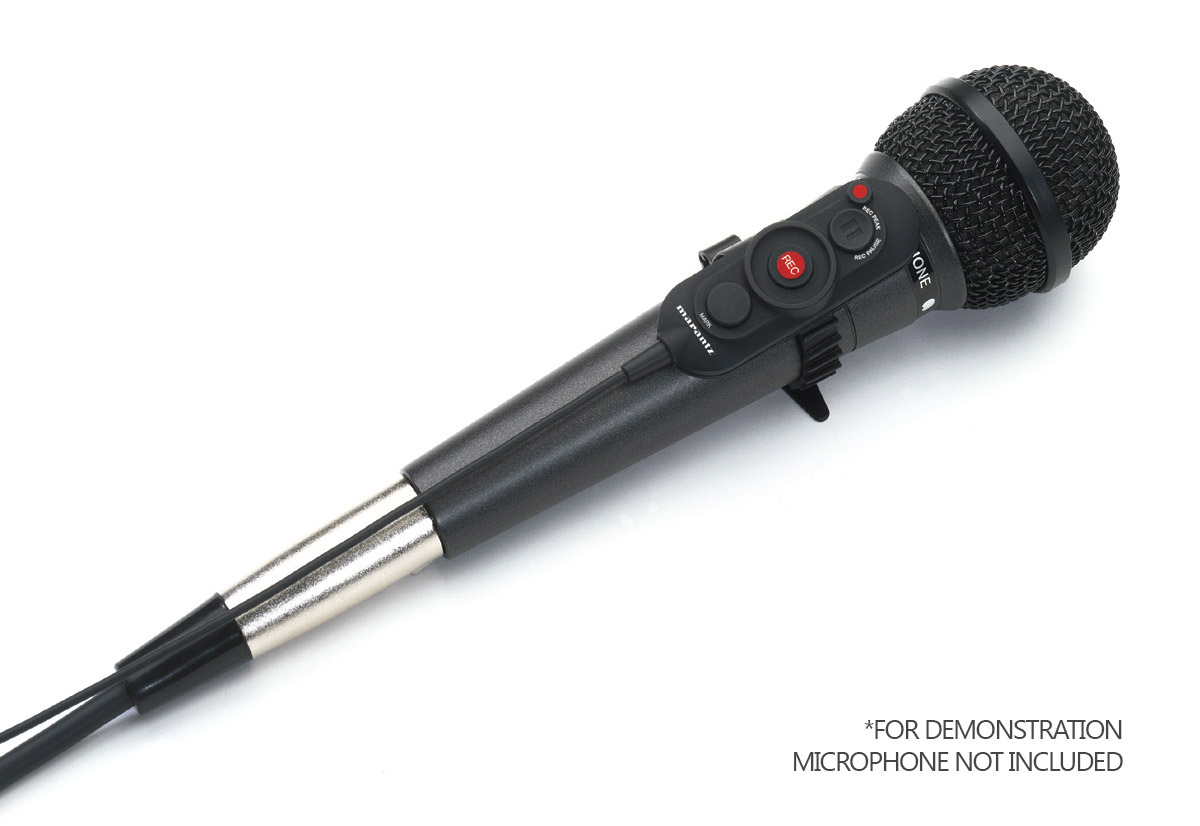 RC600 with microphone